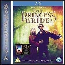 THE PRINCESS BRIDE - 30TH ANNIVERSARY EDITION *BRAND NEW BLU-RAY**