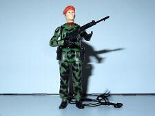 1983 GI JOE / ACTION FORCE Z FORCE CAPTAIN 100% COMPLETE C9+ - PALITOY