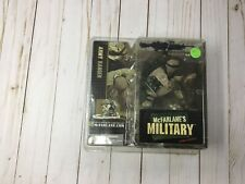 McFarlane Military Redeployed ARMY RANGER Action Figure 2005 SEALED S6