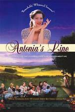 ANTONIA'S LINE Movie POSTER 27x40 Willeke Van Ammelrooy Els Dottermans Veerle