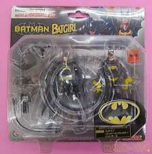 Batman Japanese Exclusive Microman-Batman & Batgirl 2-Pack MA-SP01 Takara MOC