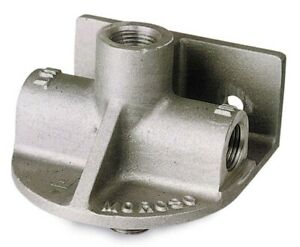 Moroso Chevy Oil Filter Mount 23750