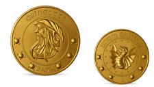 Médaille Gallion Harry Potter Monnaie Paris 2021 !