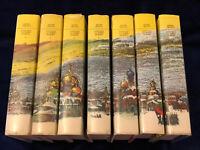 Lot Livres Tome 1 à 7 Complet Henri Troyat - Tant Que La Terre Durera - Ed.1972