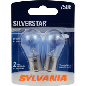Turn Signal Light  Sylvania  7506ST.BP2