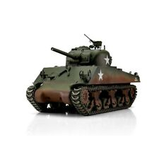 2.4Ghz 1/16 U.S Sherman M4A3 75mm Metal Edition Airsoft Battle Tank R/C Taigen