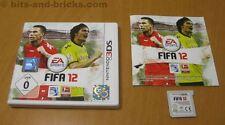 FIFA 12 - Spiel für Nintendo 3DS