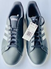 ADIDAS GRAND COURT BASE - EE7900 - Casual Sneakers Black / White Men's Size 13