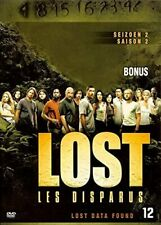 LOST / LES DISPARUS - Seizoen 2 / Saison 2 - 8 DVD Box-Set