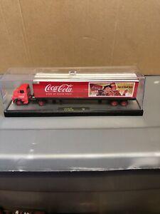 1957 Dodge COE & 1957 Chrysler 300 C/ Coca Cola M2 Semi Hauler