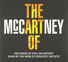The Art Of McCartney - The Songs Of Paul McCartney 2CD NEW/SEALED