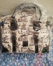 NEW LIMITED RELEASE Disney Dooney & Bourke Pirates Of The Caribbean Satchel Bag