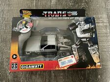 Transformers Generations Back to the Future Gigawatt Numbered 0817/1985 Box Dmg