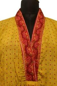 Pure Silk Kaftan Kaftaan Kaaftan Night Robe Long Gown Dress Tunic Woman KFN1069