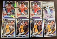 2019-2020 Anthony Davis Prizm Silver Optic Green Mosaic 15 card lot