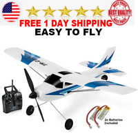 RC Remote Control Airplane Aircraft 6 Axis Gyro Easy to Fly RTF plane gift adult