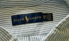 Ralph Lauren Striped Shirt 3XB Brand new with tags