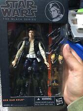 "Star Wars Han Solo The Black Series Empire Strikes Back #08 6"""