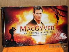 MacGyver - The Complete Series (Dvd, 2007, 39-Disc Set) Richard Dean Anderson