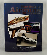 BLUE BOOK OF AIRGUNS 6th Edition 2007  Signed/Inscribed PB VG