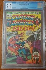 Captain America #175 CGC 9.0 X-Men 7/1974