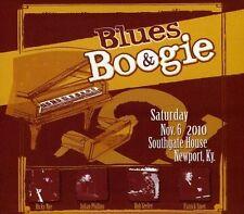 CD de musique Piano Blues pour Blues Various