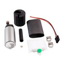 In-Tank High Pressure Walbro Gss342 Fuel Pump 255lph Power Flow Universal Kit