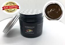 Dark Brown Leather Repair Cream Filler Compound Restoration Crack Hole Wax