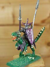 Classic metal Warhammer Dark Elf general sobre fría Pintado (091)