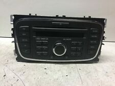 FORD FOCUS 6000 CD RADIO STEREO UNIT 7M5T-18C815-BC WITH CODE 2008-2011