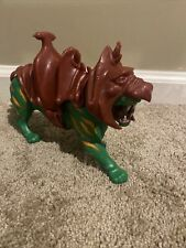 He-Man Masters of the Universe BATTLE CAT Loose Complete