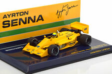 1:43 Minichamps Lotus Honda 99T Winner GP Monaco Senna 1987