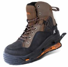 Korkers Buckskin Omnitrax Interchangeable Sole System Wading Boots
