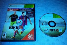 FIFA 15 Ultimate Team Edition-Xbox 360