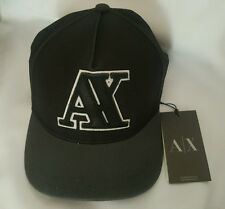 ARMANI EXCHANGE HAT AUTHENTIC VARSITY HAT/CAP NEW WITH TAGS