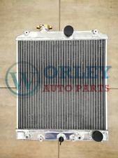 3 core aluminum radiator for Honda CIVIC EG EK B16 B18 D15 D16 1992-2000 32mm AT