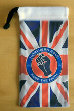 Northern Soul Mobile Phone Wallet, Northern Soul Sunglasses Glasses Pouch Wallet