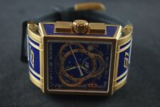 Invicta S1 Rally Rose Gold Tone and Blue Men's Watch 11689