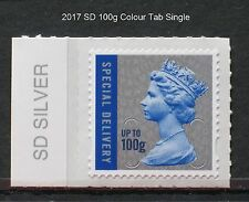 2017 - M17L - SPECIAL DELIVERY 100g - Counter Sheet COLOUR TAB SINGLE