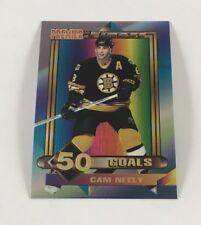 1994 Topps Hockey Card Premier Finest Cam Neely (Bruins) LB02
