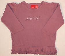 Esprit Langarm Mädchen-T-Shirts & -Tops mit Rundhals-Ausschnitt