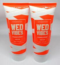 2 Air&Water Wed Vibes Hand Cream Peaches N Cream Seal Under Cap