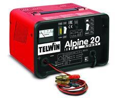 Telwin Caricabatterie portatile 225ah 12-24V alimentazione 230V Boost ALPINE20