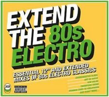 Extend the 80s Electro - New Triple CD Album