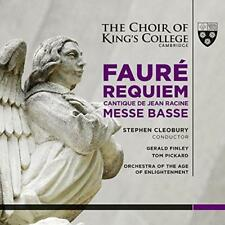 Tom Pickard Gerald Finley - Faure: Requiem (The Choir Of King's Colle (NEW SACD)