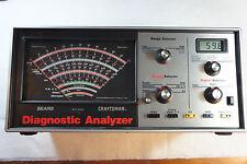 Sears Craftsman Automotive Diagnostic Analyzer Model 161.2104500 12v-24v Vintage