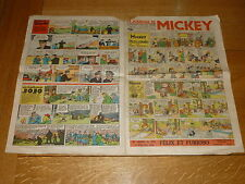 LE JOURNAL DE MICKEY French Comic - No 237 - Date 30/04/1939 French Paper Comic