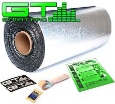 20 SQFT GTMat Car Sound Dampening Deadener Audio & Heat Mat for All Vehicles