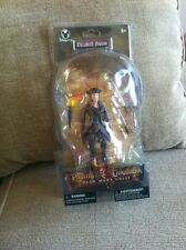 New Disney Store Exclusive Pirates Caribbean Elizabeth Swann Rare Action Figure