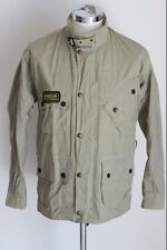 BARBOUR INTERNATIONAL breathables vintage giubbotto giubbino jacket coat 36 C623